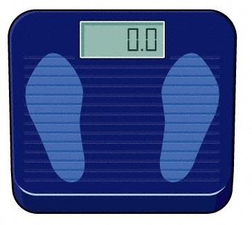 ダイエット:体重を毎日記録し続けることが第一歩です