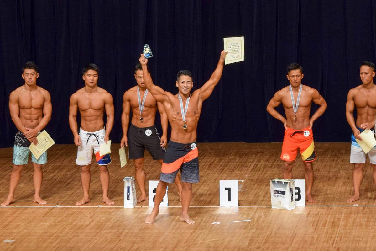 安田晴貴選手、2019神奈川県オープンフィットネス大会にて優勝!